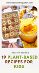 pictures of plant-based recipes for kids