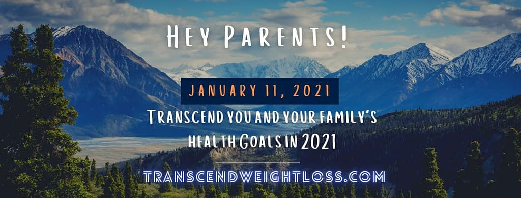 My weight loss program created for busy parents
