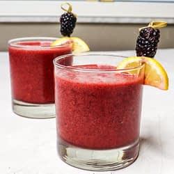 frozen blackberry lemonade