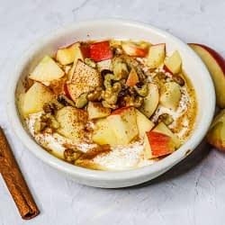 apple cinnamon yogurt