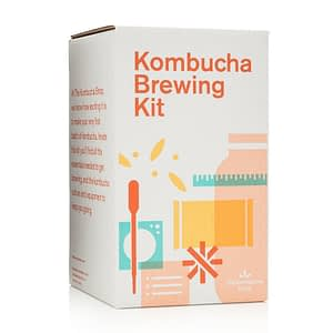 Kombucha Brewing Kit, One gallon