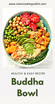 Buddha Bowl with vegetables