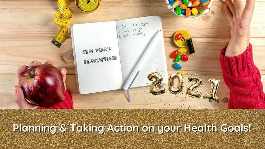 Taking action on your health goals workshop